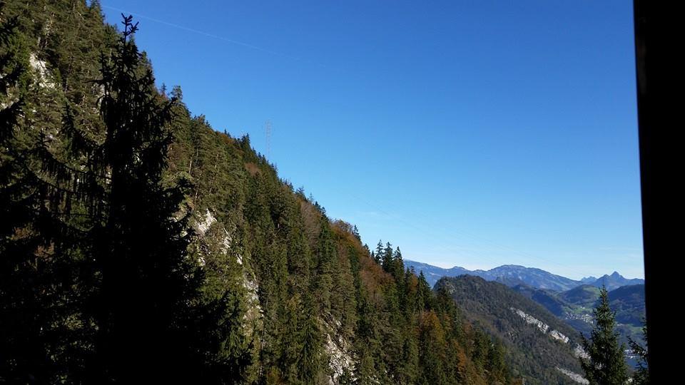 Up Mount Pilatus by Slicenndice