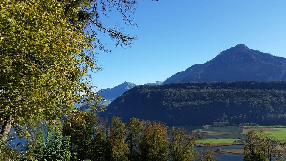 Above Alpnachstad by Slicenndice