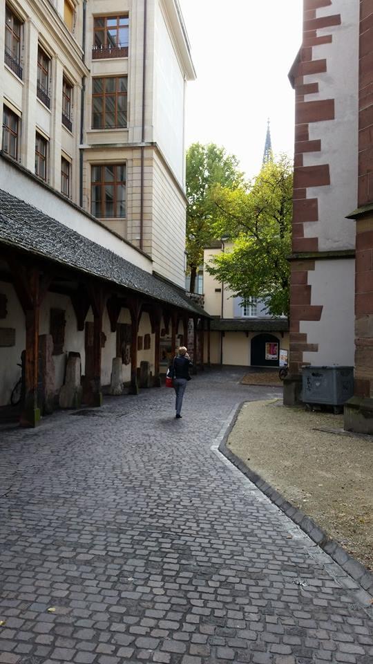 Basel Side Street by Slicenndice