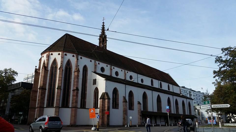 Christkatholische Kirche by Slicenndice