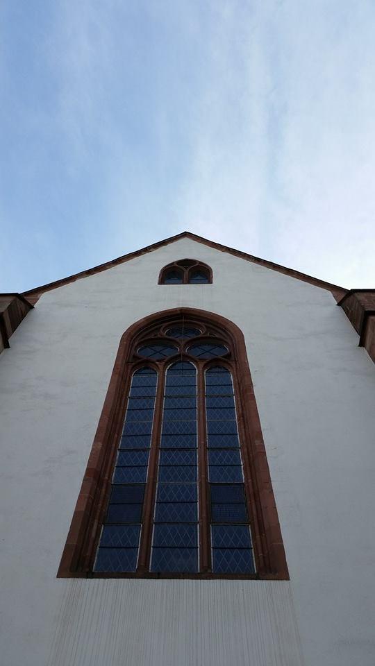 Entering Christkatholische Kirche by Slicenndice