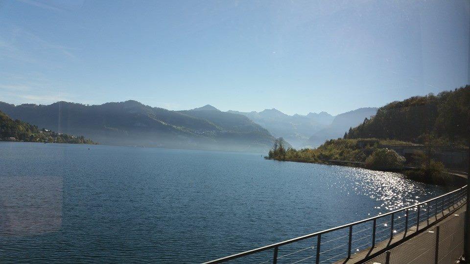 Leaving Luzern by Slicenndice