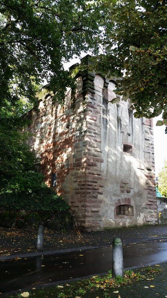 Old City Gates by Slicenndice