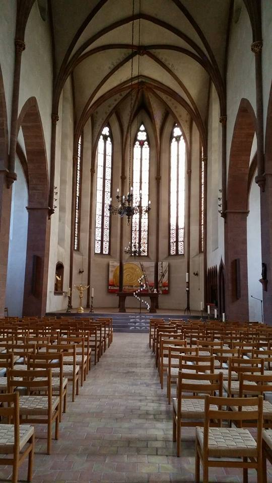 The Altar at Christkatholische Kirche by Slicenndice