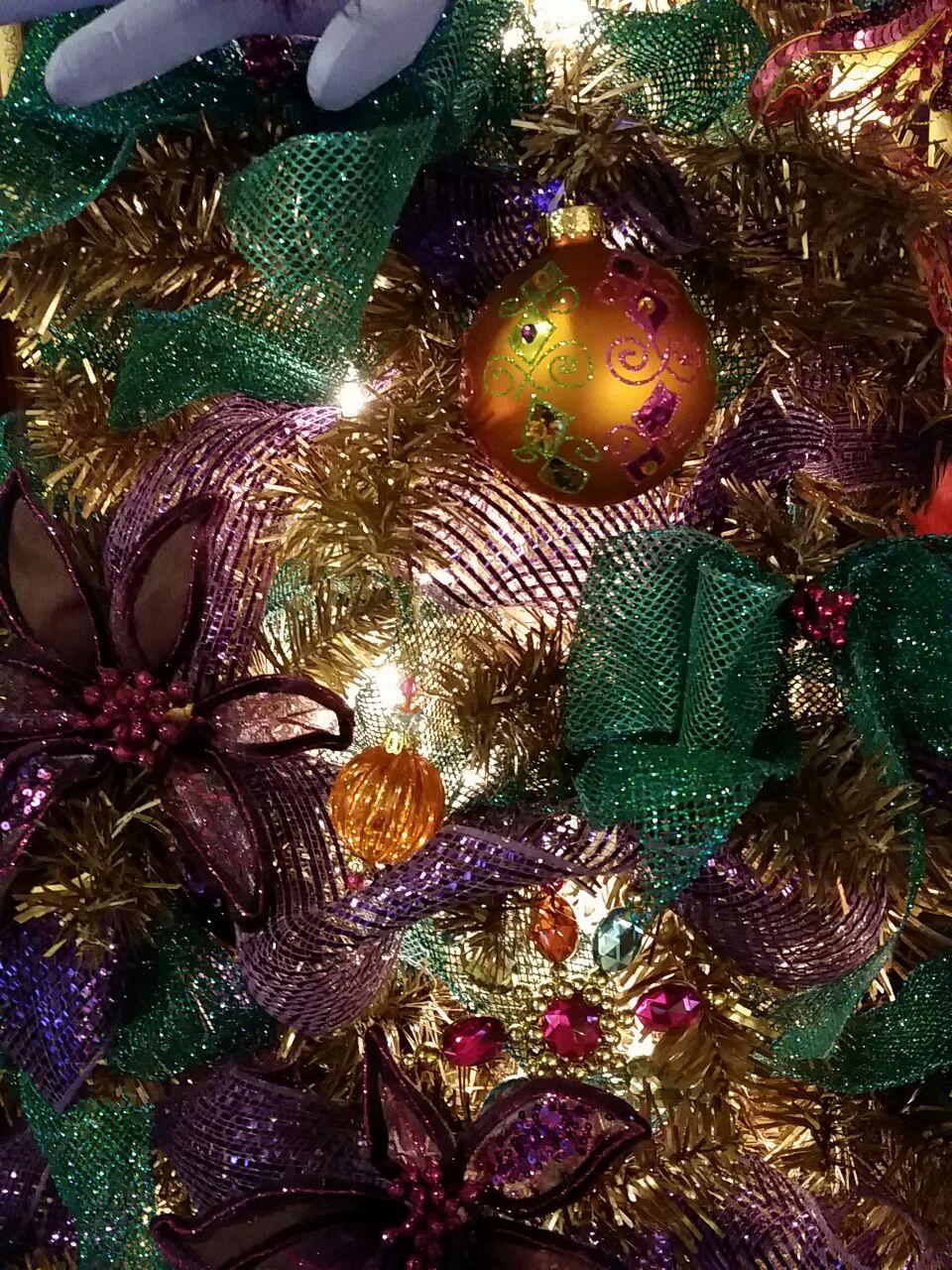 Christmas Tree by Slicenndice