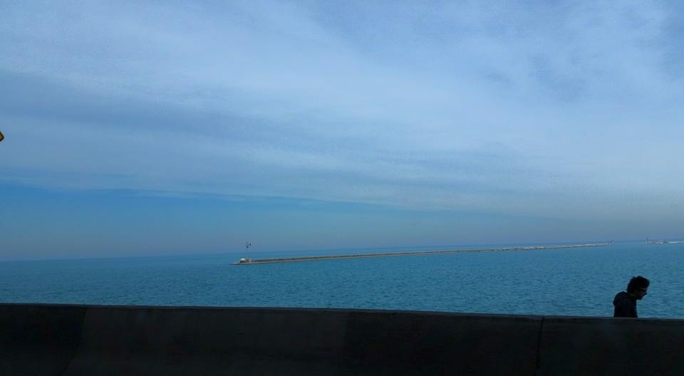 Lake Michigan by Slicenndice