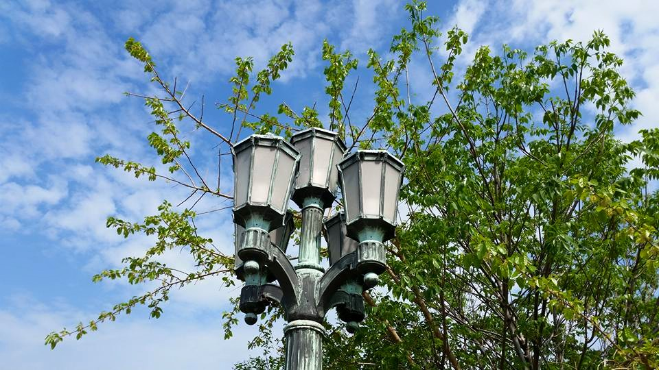 Lamp Post by Slicenndice