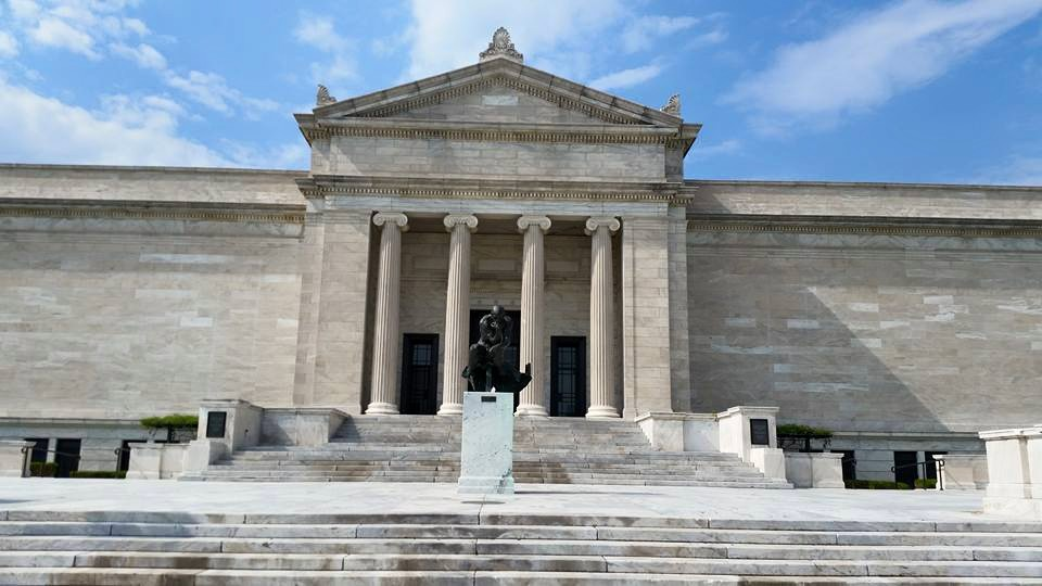 The Cleveland Museum of Art by Slicenndice