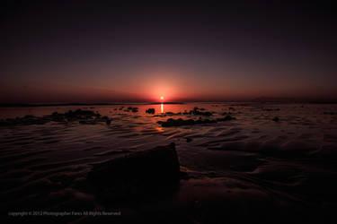 Kuwait Waterscape by Art-Tech