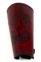 Dragon Vambrace by StephieSparkles