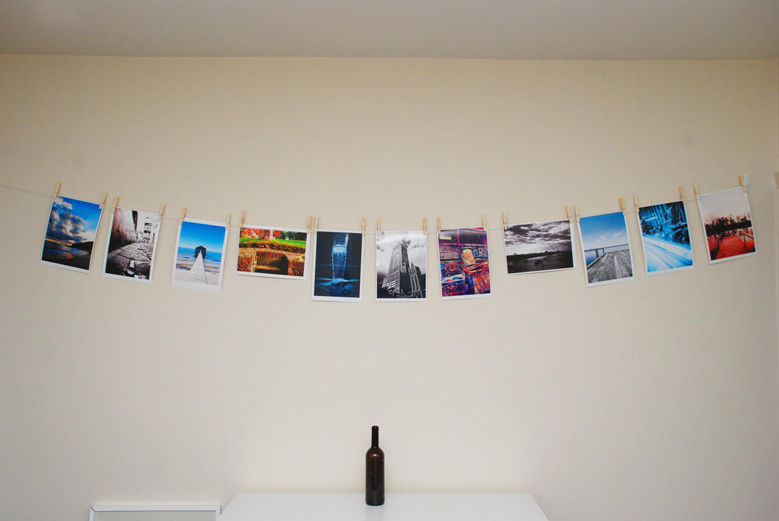 Photo Wall String By TheYoungOutlaw On DeviantArt