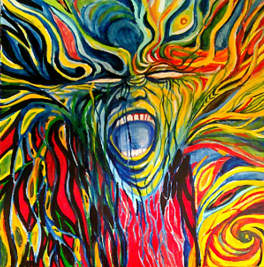 inside my head by Greenminer