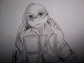 Leo sketch tryouts by Greenminerthescoffer