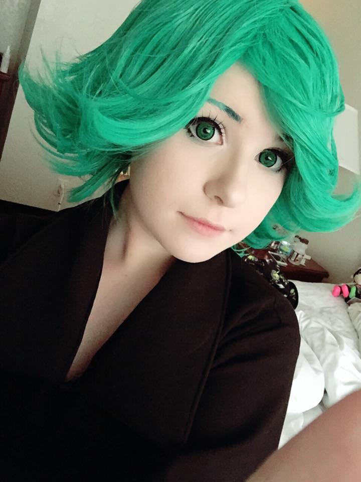tatsumaki cosplays