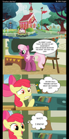 MLP Comic - Creative Liberties