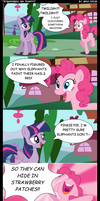 MLP Comic - Strawberries and Peanuts