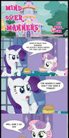 MLP Comic - Mind over Manners
