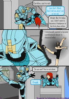 What I chose to be Pg. 5 by KradNibeid