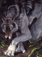 Shadowdog by screwbald