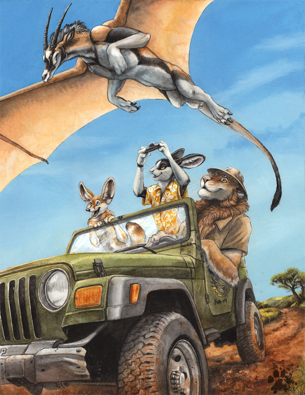 FWA Safari by screwbald