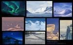 Quick Landscapes