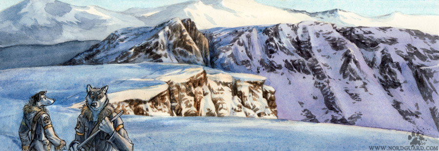 Nordguard Landscape by screwbald