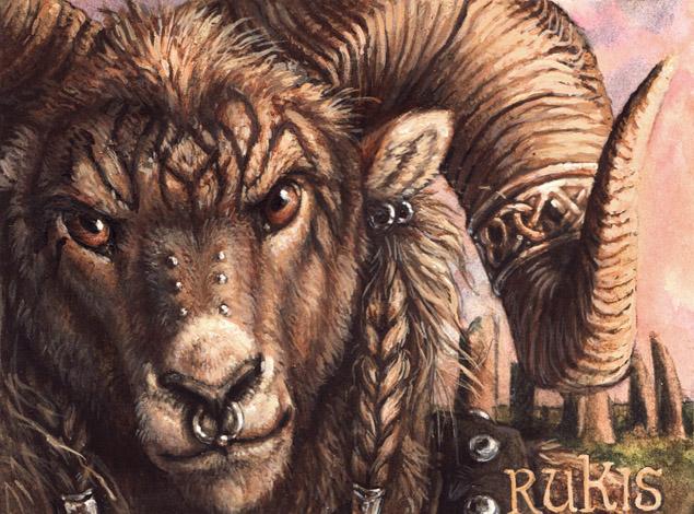 Rukis Badge by screwbald
