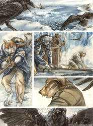 Across Thin Ice: Page 60