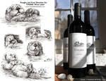 Timark Wine Label