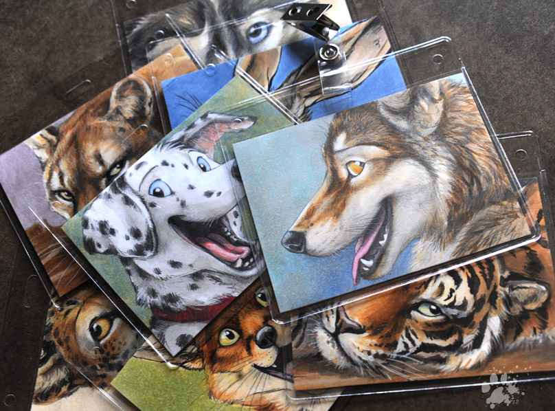 FWA Ready to Wear Badges by screwbald