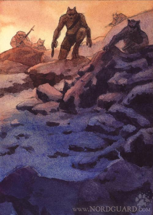 Nordguard Game: Ambush by screwbald