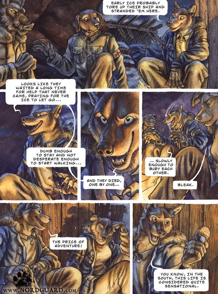 Under Dark Skies: Page 10 by screwbald