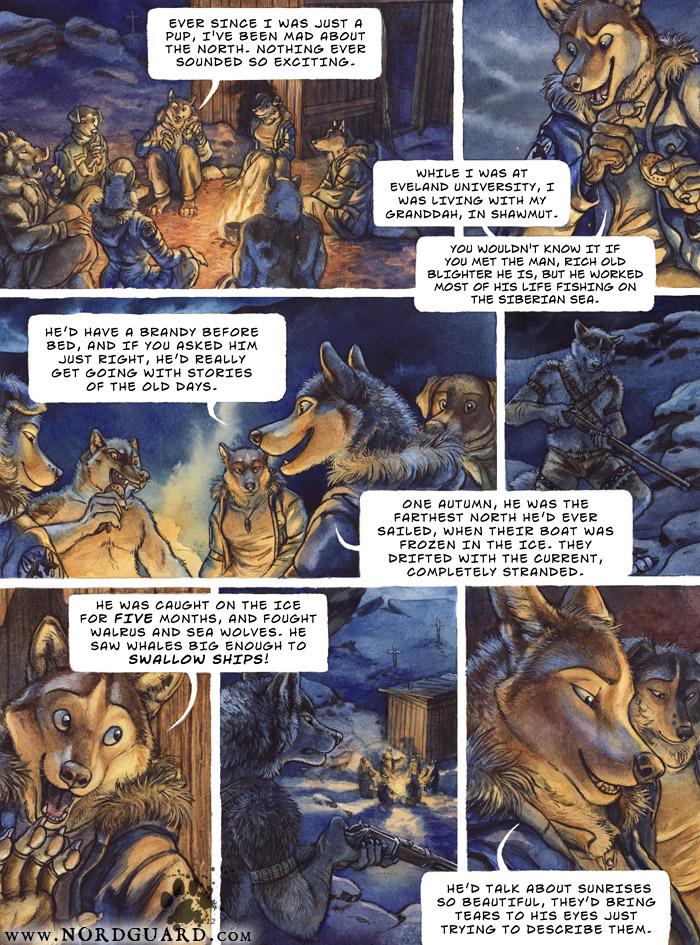Under Dark Skies: Page 11 by screwbald
