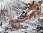 Werewolf Calendar - Poachers