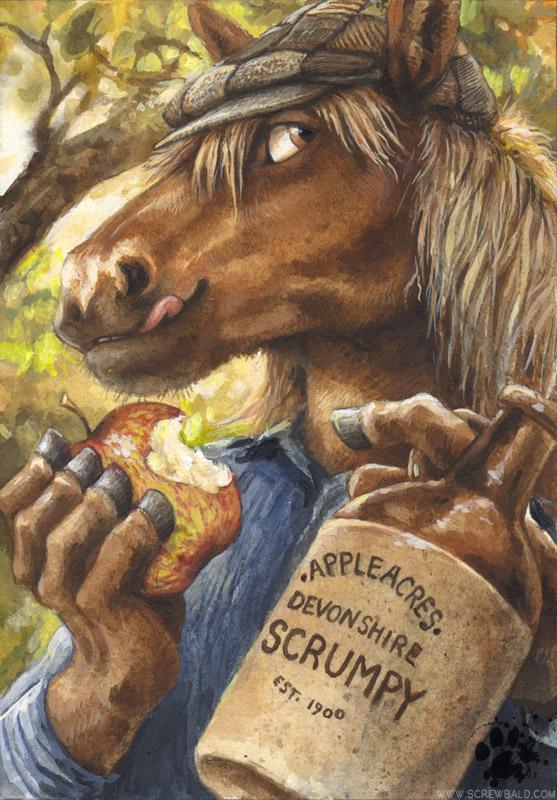 Scrumptious by screwbald