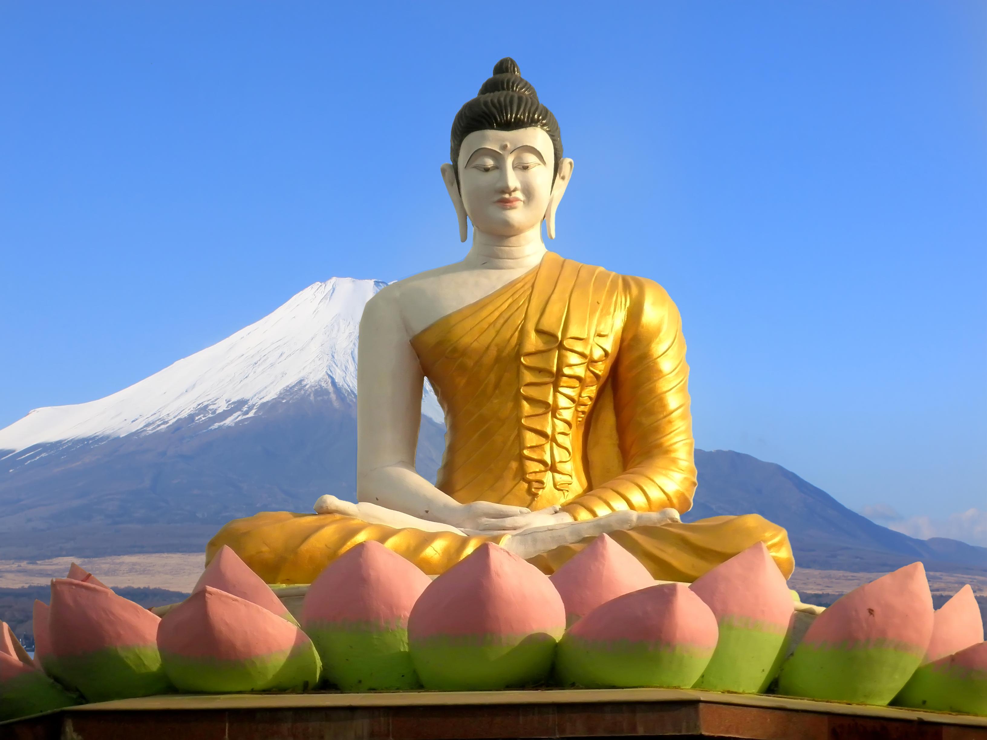 Amato A DI DA PHAT BUDDHA THAILAND Golden Buddha 13 by Tulinhbuddha on  GB07