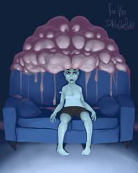 brain melt by DukeOGlue
