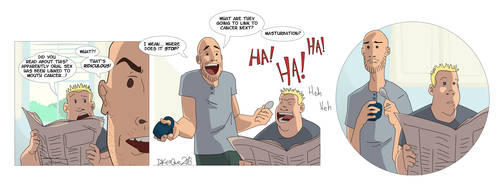 Cancer Jokes 2 by DukeOGlue