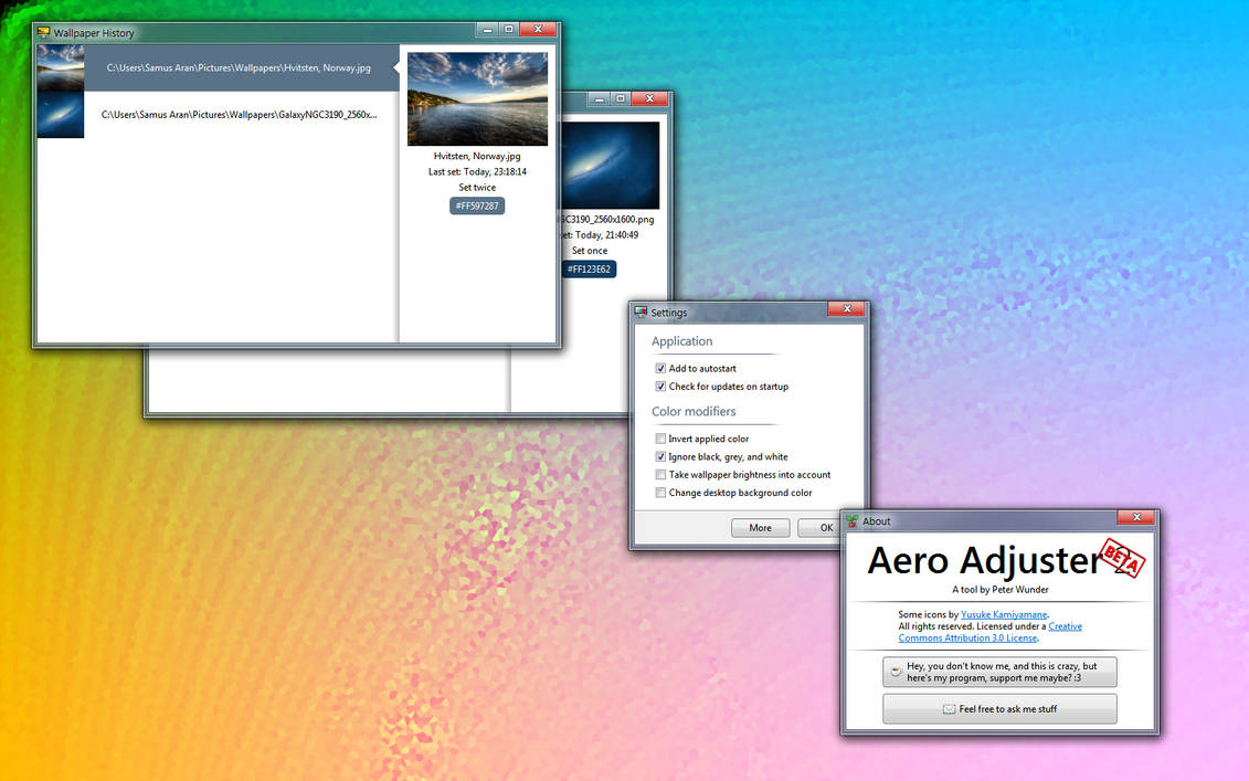 Aero Adjuster 2 Preview