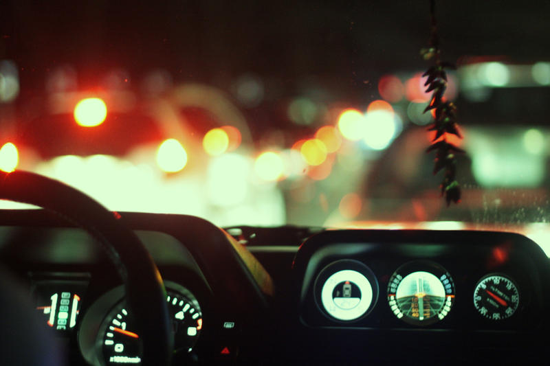 City Lights by mikeybabyisvintage