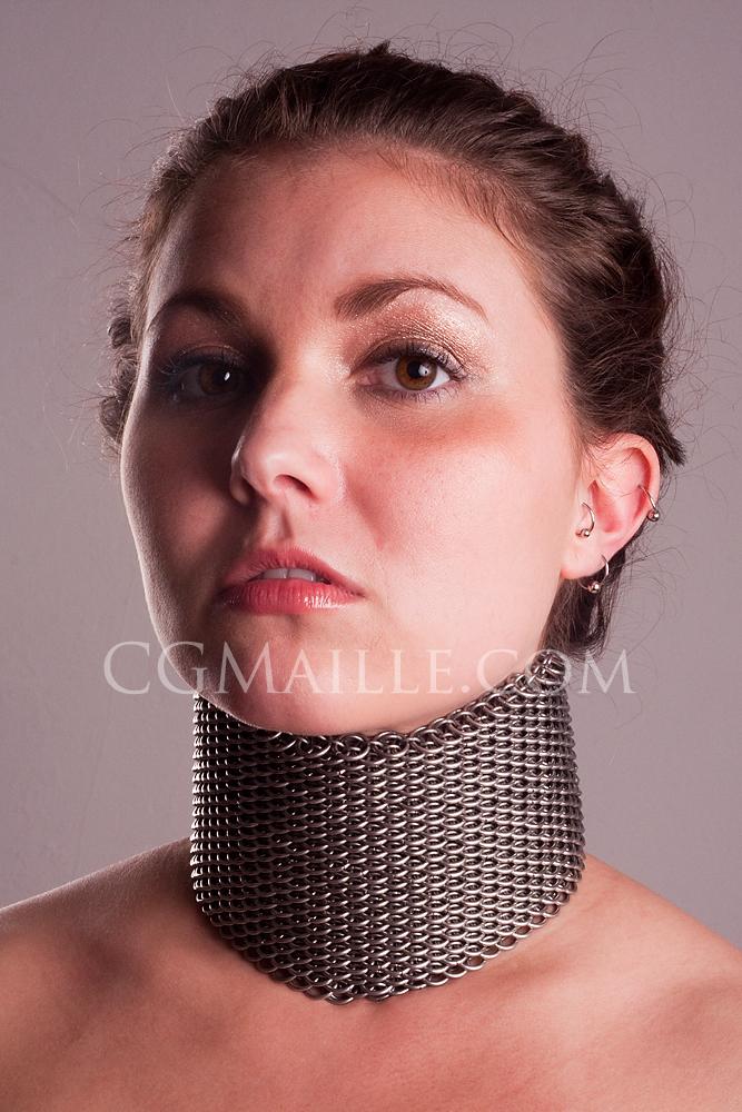 Posture Collar Pattern