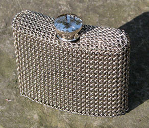 Wrapped Flask by MaillerPhong