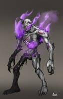 Elemental undead by DoomGuy26