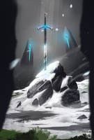The Sword by DoomGuy26