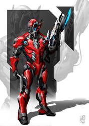 Hellfighter 2 by DoomGuy26