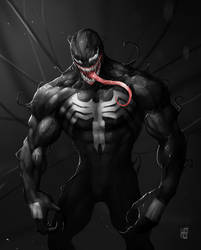 Venom by DoomGuy26