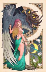 Elf Princess by DoomGuy26