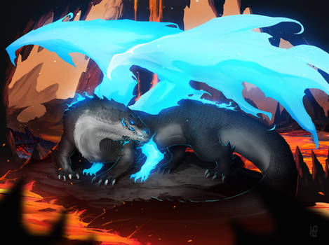 Resurrected Dragon