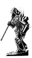 Warhammer 40k, Iron Warrior 2