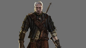 The Witcher 2:Assassins of Kings - Geralt of Rivia